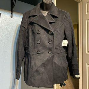 St. John's Bay women's overcoat